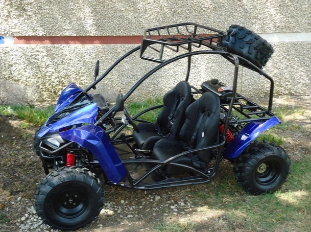 2019 New Rps Tiking 125-3 GO KART