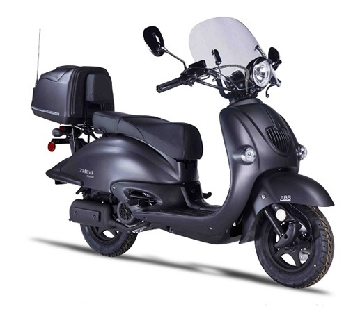Amigo IL BELLO-150 SPORT BLACKOUT