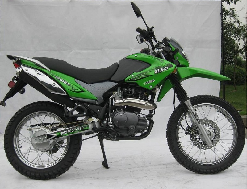 2018 BASHAN BROZZ 250