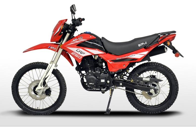 BMS ENDURO 250 CRP