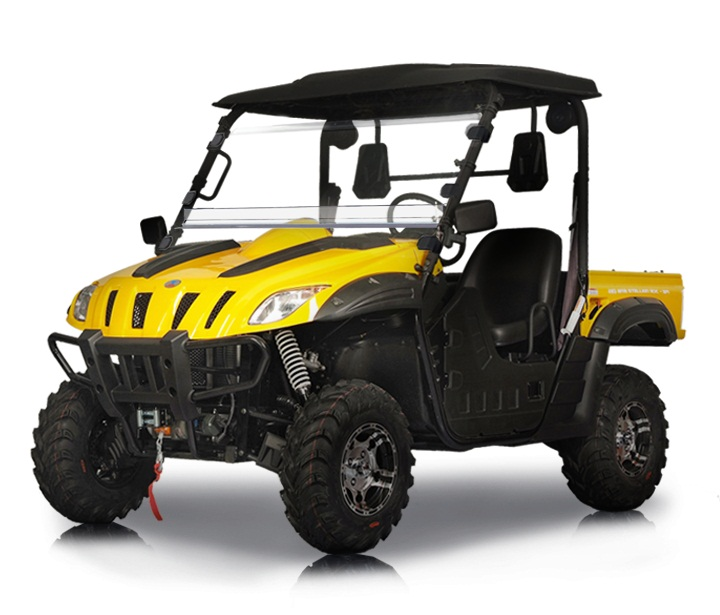 BMS Ranch Pony 600 EFI