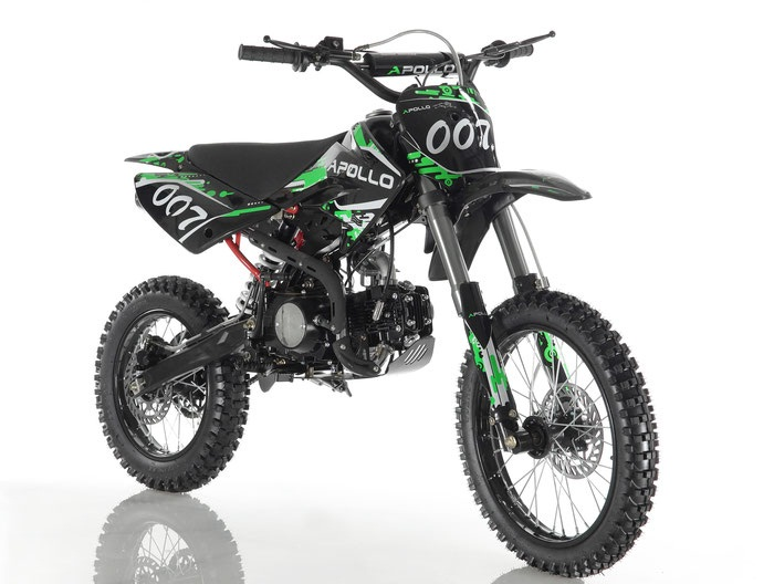 APOLLO DB-007 DIRT BIKE