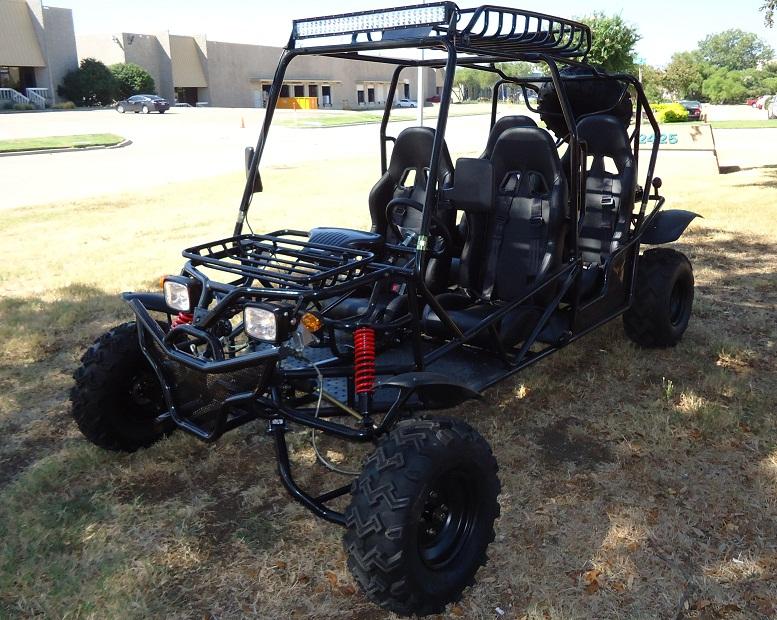 HAWK 6 110cc ATV