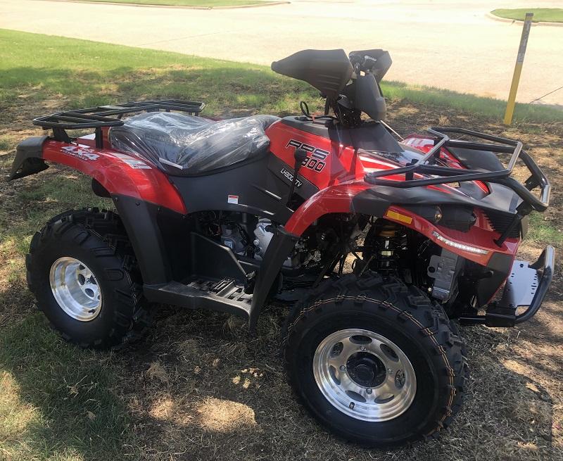 RPS NEW 300CC ATV