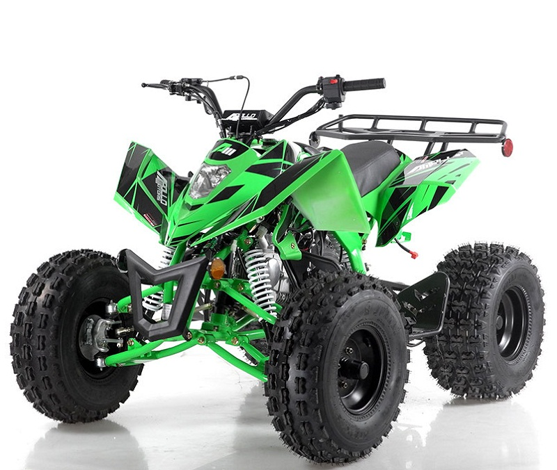 APOLLO SNIPER 125CC ATV