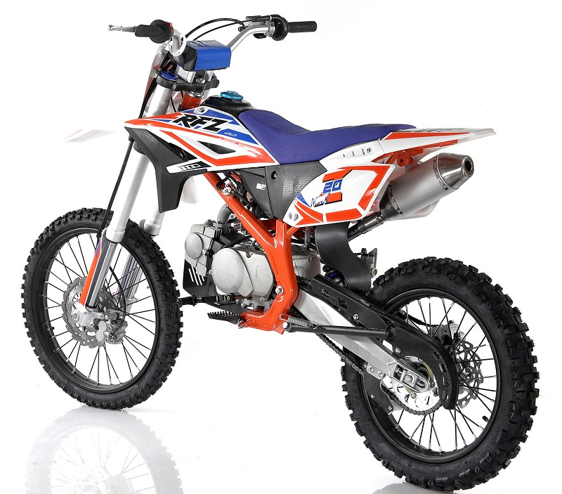 NEW Z20 MAX 125cc Dirt Bike